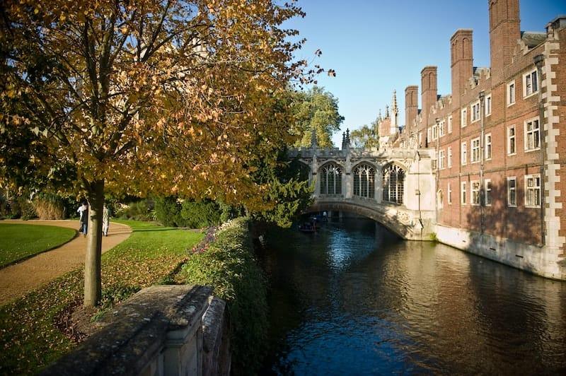 weekend breaks in england: cambridge