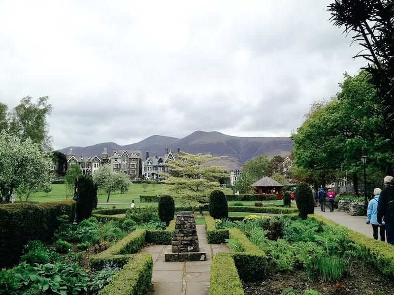 Keswick: Recommended by Nick and Ashley at Illness to Ultra