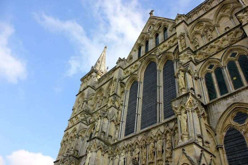 Salisbury: Recommended by Cathy at Mummy Travels