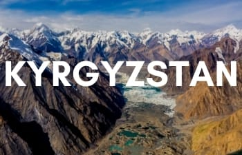 Megan & Aram Travel Destinations | Travel to Kyrgyzstan