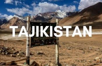 Megan & Aram Travel Destinations | Travel to Tajikistan