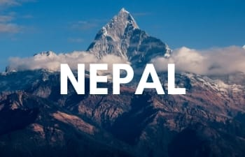 Megan & Aram Travel Destinations | Travel to Nepal