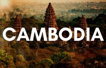 Megan & Aram Travel Destinations | Travel to Cambodia
