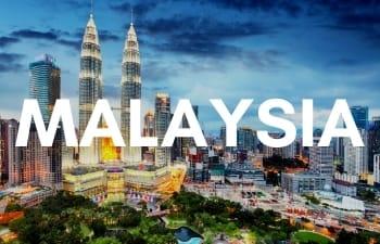 Megan & Aram Travel Destinations | Travel to Malaysia