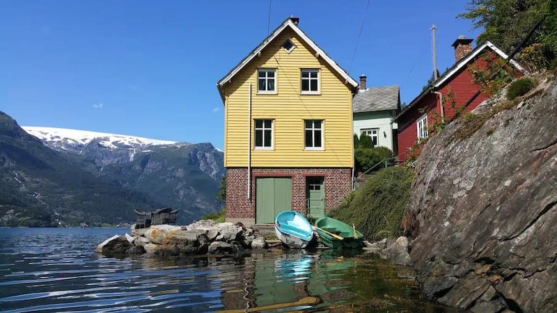 Best airbnbs in Odda Norway