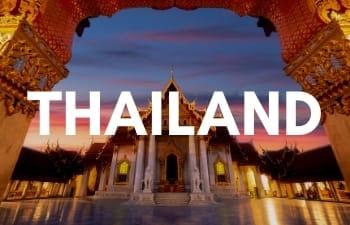 Megan & Aram Travel Destinations | Travel to Thailand