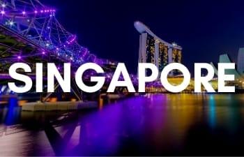 Megan & Aram Travel Destinations | Travel to Singapore