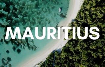Megan & Aram Travel Destinations | Travel to Mauritius