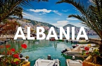 Megan & Aram Travel Destinations | Travel to Albania