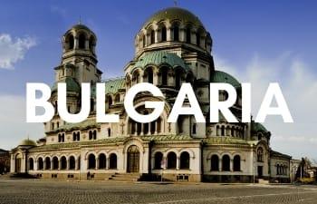 Megan & Aram Travel Destinations | Travel to Bulgaria