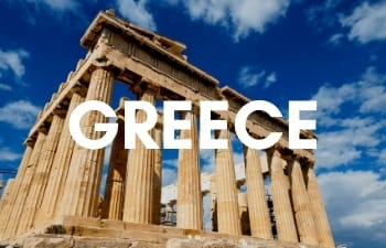 Megan & Aram Travel Destinations | Travel to Greece