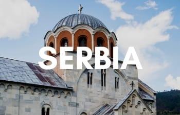 Megan & Aram Travel Destinations | Travel to Serbia