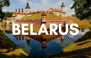 Megan & Aram Travel Destinations | Travel to Belarus