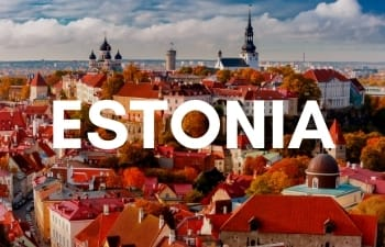 Megan & Aram Travel Destinations | Travel to Estonia
