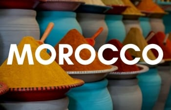 Megan & Aram Travel Destinations | Travel to Morocco