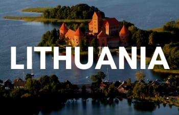 Megan & Aram Travel Destinations | Travel to Lithuania