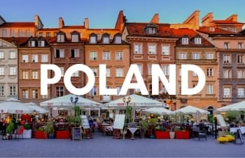 Megan & Aram Travel Destinations | Travel to Poland
