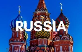 Megan & Aram Travel Destinations | Travel to Russia