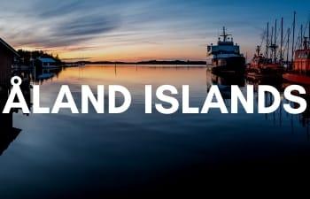 Megan & Aram Travel Destinations | Travel to the Åland Islands