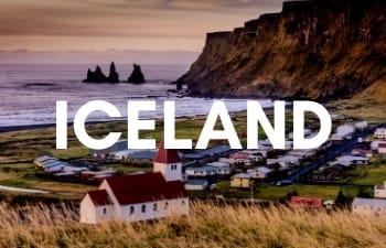 Megan & Aram Travel Destinations | Travel to Iceland