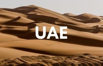 Megan & Aram Travel Destinations | Travel to the UAE