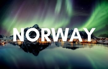 Megan & Aram Travel Destinations | Travel to Norway