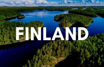Megan & Aram Travel Destinations | Travel to Finland