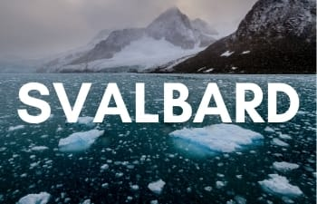 Megan & Aram Travel Destinations | Travel to Svalbard