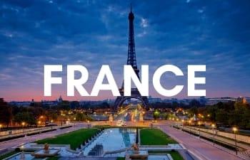 Megan & Aram Travel Destinations | Travel to France