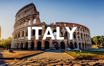 Megan & Aram Travel Destinations | Travel to Italy