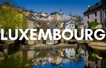 Megan & Aram Travel Destinations | Travel to Luxembourg