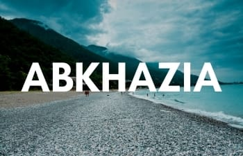 Megan & Aram Travel Destinations | Travel to Abkhazia
