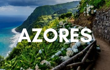 Megan & Aram Travel Destinations | Travel to the Azores