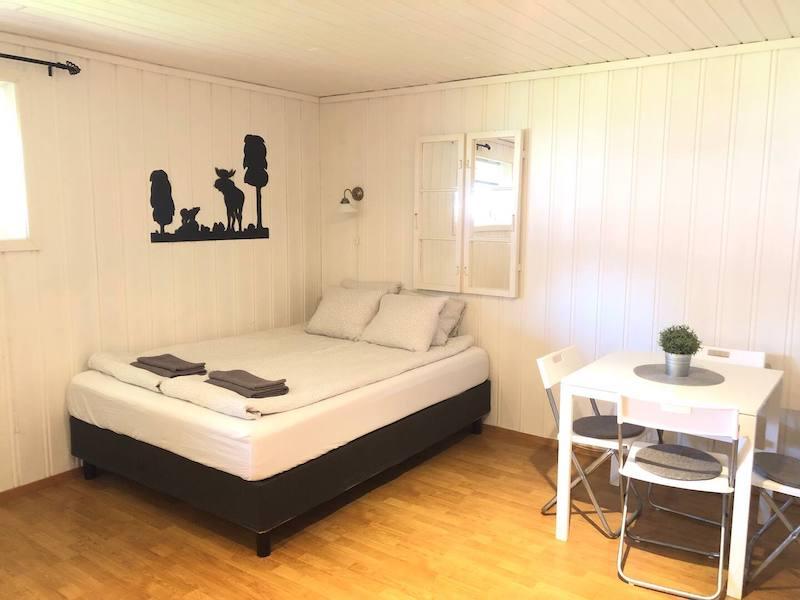Airbnb in Odda