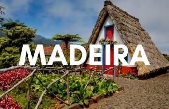 Megan & Aram Travel Destinations | Travel to Madeira