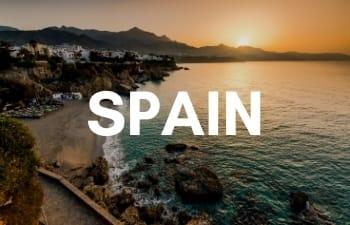 Megan & Aram Travel Destinations | Travel to Spain