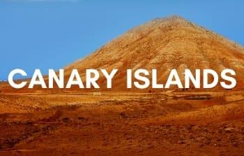 Megan & Aram Travel Destinations | Travel to the Canary Islands