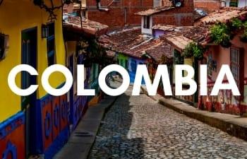 Megan & Aram Travel Destinations | Travel to Colombia