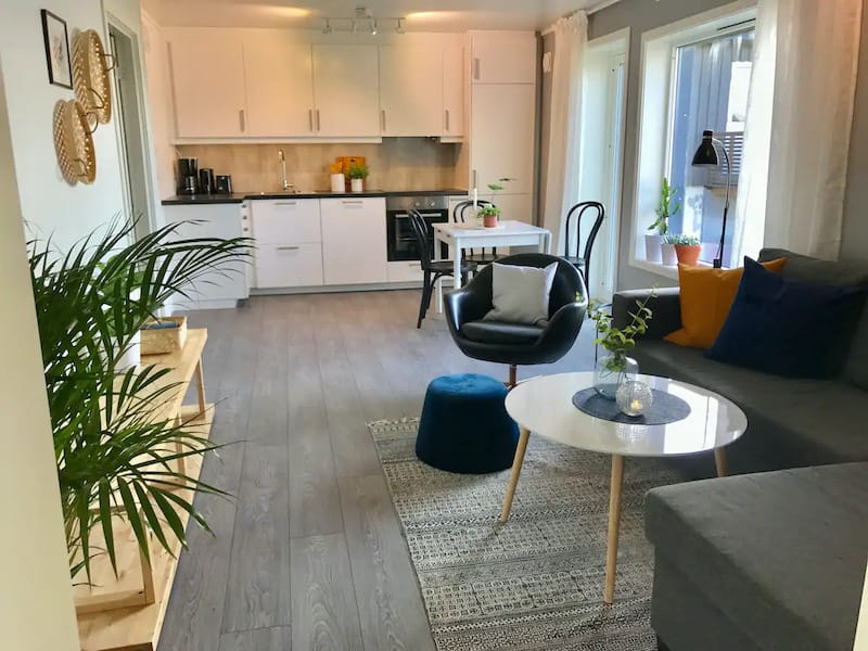 Best apartments in Tromso for travelers