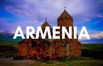 Megan & Aram Travel Destinations | Travel to Armenia
