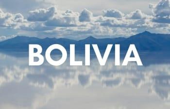 Megan & Aram Travel Destinations | Travel to Bolivia