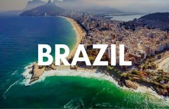 Megan & Aram Travel Destinations | Travel to Brazil