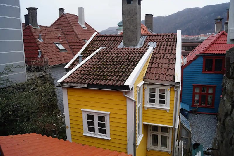 Airbnb in Bergen Norway
