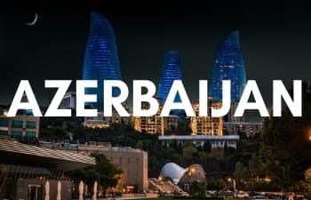 Megan & Aram Travel Destinations | Travel to Azerbaijan