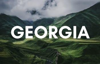Megan & Aram Travel Destinations | Travel to Georgia