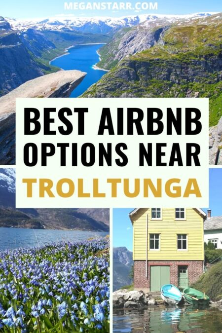 Best Airbnbs in Odda, Norway: Where to Stay Near Trolltunga #trolltunga #norway #hiking #airbnb #odda | Things to do in Norway | Visit Odda | Trolltunga hiking | Norway photography | Travel to Odda | Travel Trolltunga | Folgefonna National Park | Places to visit in Norway | Norway national parks