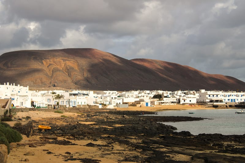 La Graciosa day trip from Lanzarote