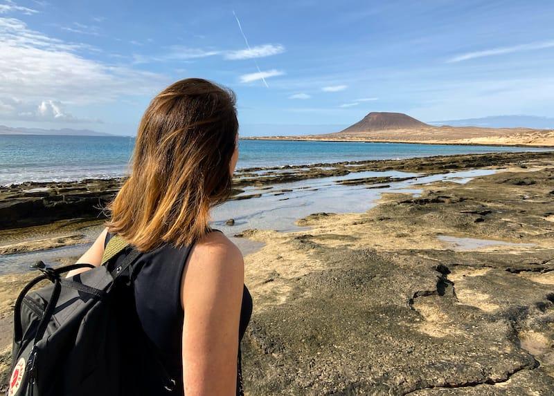 Lanzarote in winter: Visit La Graciosa