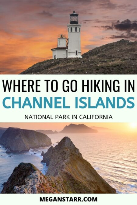 Hiking at Channel Islands National Park: Trails, Tips, & Camping: Hiking in Channel Islands National Park is one of the best things to do there! #california #nps #channelislands | Things to do in Channel Islands California | Visit California | California National Parks | California nature | California travel guide | USA National Parks | Discover America | California itinerary | California hiking | Hiking Channel Islands National Park | Santa Cruz hiking