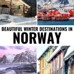Considering a trip to Norway in winter? This guide will walk you through the best places to visit in Norway in winter and tell you the pros and cons of each. Tromsøexcluded!   Places to visit in Norway   Norway in winter   Norway winter trips   Norway winter destinations   Tromsø   Lofoten Islands   Bergen   Oslo   Northern lights in Norway   Where to see the northern lights in Norway   Visit Norway   Winter in Norway   Christmas in Norway   Norway in December   Norway destinations   Norway nature